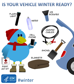 Getting Vehicle Winter Ready