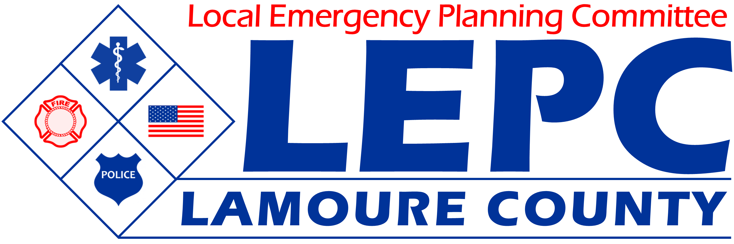 LaMoure County Emergency Planning Committee Logo